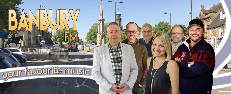 The Banbury FM team